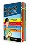 Encyclopedia Brown Box Set (4 Books)