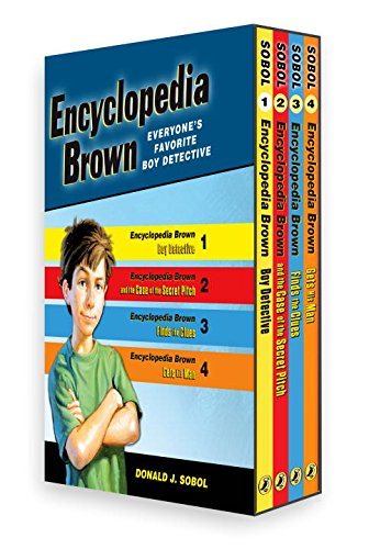 Encyclopedia-Brown-Box-Set-4-Books