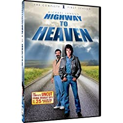 Highway to Heaven - Season 1 - Complete and UNCUT