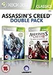Assassin's Creed 1 & 2 - Ubisoft Doub...