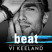 Beat Audiobook by Vi Keeland Narrated by Sebastian York, Molly Glenmore
