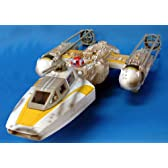 Star Wars Power of the Force Y-Wing Fighter Target Exclusive