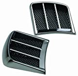 Pilot Automotive CZ-259 Chrome Turbo Vent