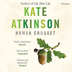 Human Croquet Audiobook
