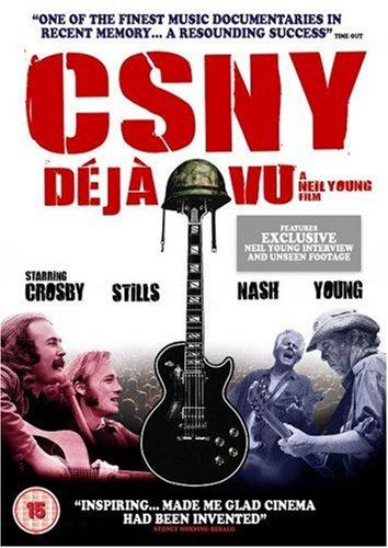 CSNY Deja Vu [2008] [DVD]