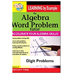 Algebra Word Problem: Digit Problems