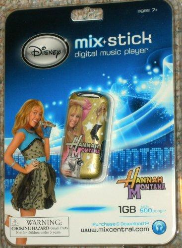 Disney Mix Stick Hannah Montana 1GB 500 Songs