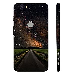 Google Nexus 6P Path to Success designer mobile hard shell case by Enthopia