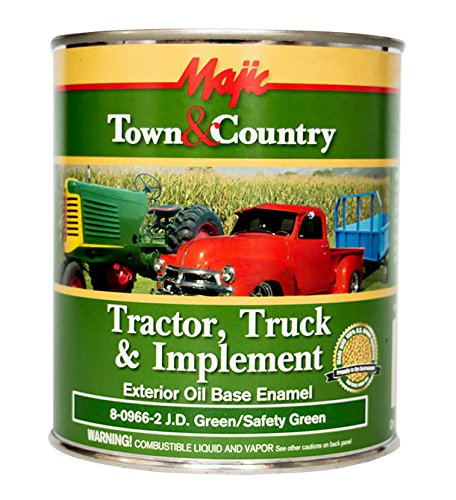 majic-paints-8-0966-2-tractor-truck-and-implement-oil-base-enamel-1-quart-32-oz-jd-green-safety-gree