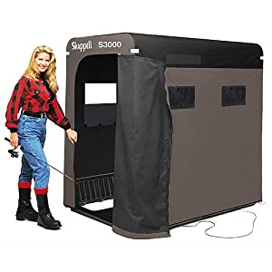 Best Icefishing Shelters: Shappell S3000e Ice Shelter review