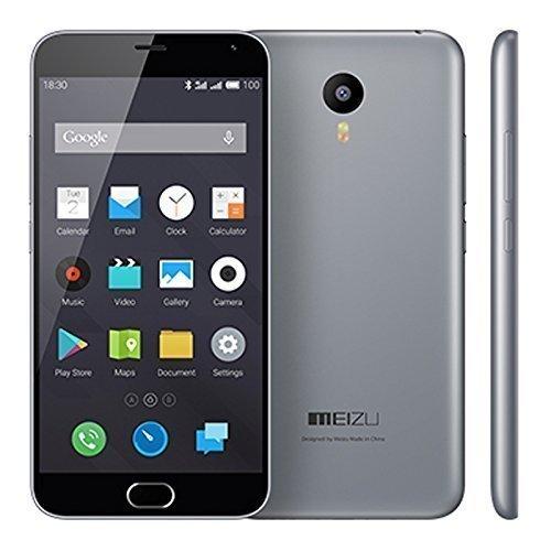 Meizu Nota2 / M2 Nota 2 + 16GB 4G LTE Dual Sim Android 5.1 Octa core 1.3GHz 5.5 pollici FHD 5 + 13mp grigio