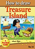 how to draw treasure island step by step (how to draw comics and cartoon characters)