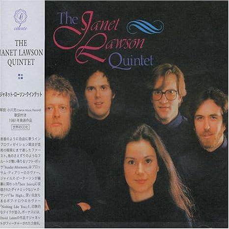 Janet Quintet Lawson Janet