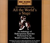 img - for All the World's a Stage: An Anthology of Shakespearean Speeches book / textbook / text book
