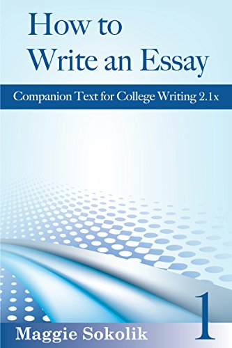 essay writing for efl students