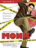 Image de Monk, saison 2 - Coffret 4 DVD