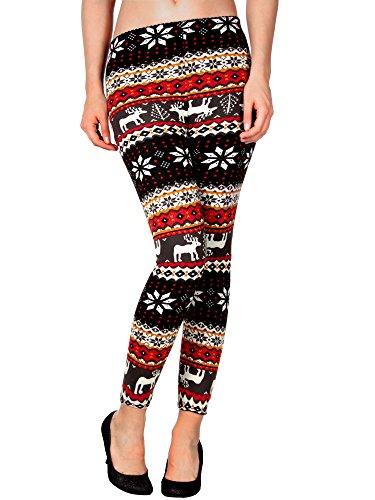 hot-christmas-new-knit-wool-like-thermal-leggings-colorful-seasonal-patterns