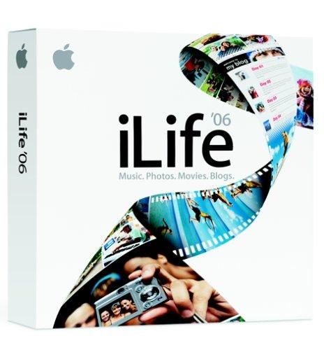 Apple iLife '06 Family Pack (Mac DVD)