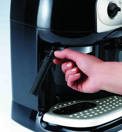 Cafetiere delonghi bco 260 machine caf filtre espresso 1 2 l manuelle b - Meilleure machine expresso manuelle ...