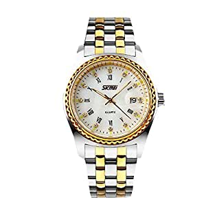 Wristwatches for Men,watch Relogio Masculino Mujer Gold Color: Watches