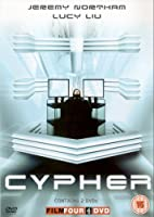 Cypher  (2 Disc Edition) [DVD] [2003]