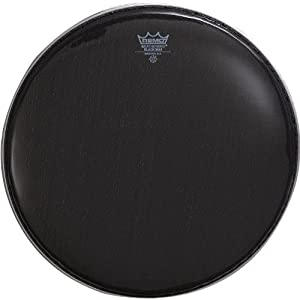 remo ks161400 black max marching 14 inch snare batter drum head with underlay. Black Bedroom Furniture Sets. Home Design Ideas