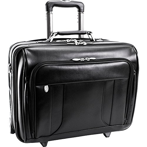 mckleinusa-lasalle-83405-r-series-leather-17-inch-wheeled-laptop-overnight-black