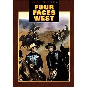 Four Faces West movie