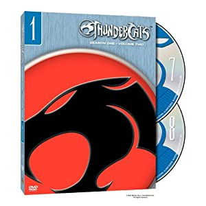 Thundercats Season  on Amazon Com  Thundercats Season 1 Vol 2 Disc 1 2  Movies   Tv