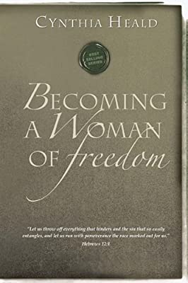 Becoming a Woman of Freedom Bible Study