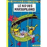 Spirou et Fantasio, tome 12 : Le Nid des Marsupilamispar Franquin