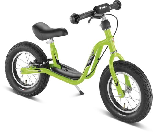 Puky 4048 LR XL Learner Balance Bike (Kiwi Green)
