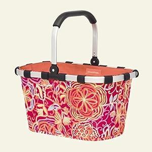 reisenthel market basket pink flora home. Black Bedroom Furniture Sets. Home Design Ideas