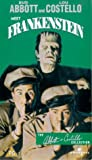 Abbott And Costello Meet Frankenstein [VHS]