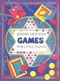 img - for Jewish Holiday Games for Little Hands (Activity Books) book / textbook / text book