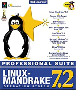 A review of the new features of mandrake distrobution version 72