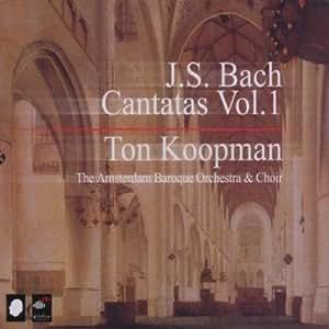 J.S. Bach: Cantatas, Vol. 1
