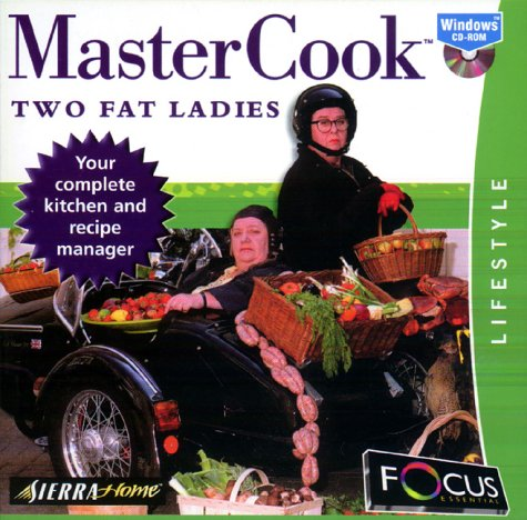 Mastercook: Two Fat Ladies (CD Case)
