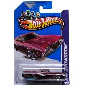 2013 Hot Wheels Hw Showroom '72 Ford Ranchero 163/250