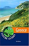 img - for Greece: Travellers' Nature Guide (Oxford Travellers' Nature Guides) book / textbook / text book