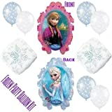 Disney Frozen Birthday Party Balloon Decoration Kit