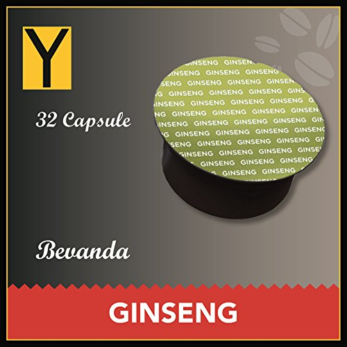 Get 32 Compatible Capsules Nescafe Dolce Gusto - Ginseng from 32 COMPATIBLE CAPSULES NESCAFE DOLCE GUSTO - GINSENG