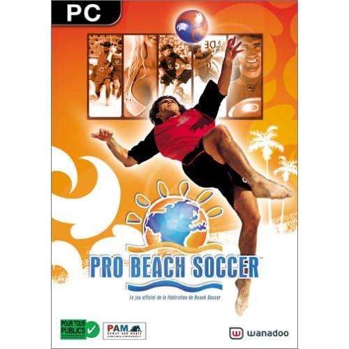 el pro beach soccer: