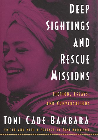 Image for Deep Sightings and Rescue Missions: Fiction, Essays, and Conversations