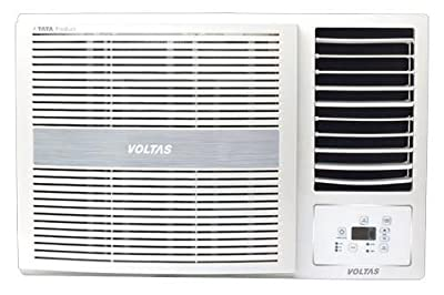 Voltas 185 LY Luxury Y Series Window AC (1.5 Ton, 5 Star Rating, White)