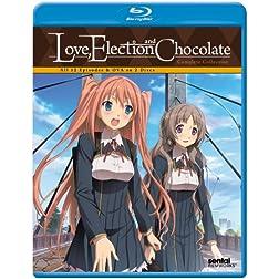 Love Election & Chocolate [Blu-ray]