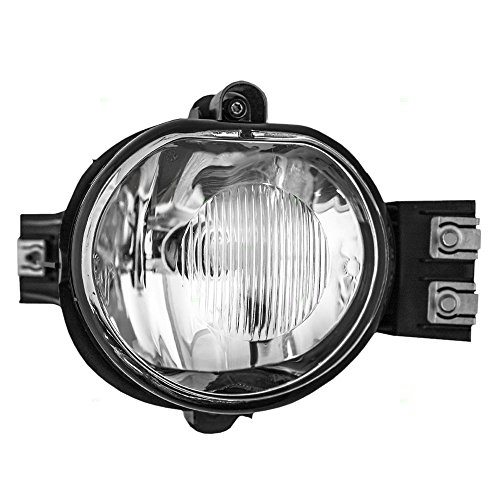 Passengers Fog Light Lamp Replacement for Dodge Pickup Truck 55077474AE (Fog Light 2004 Dodge Ram Pickup compare prices)