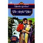 Book Review on The Artful Heir (Signet Regency Romance) by Martha Kirkland