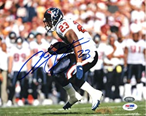 Arian Foster Signed Photo - Houston Texans - 8x10 - PSA DNA Certified - Autographed... by Sports Memorabilia