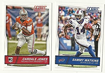 2016 Panini Score Football Buffalo Bills Team Set 18 Cards W/Rookies